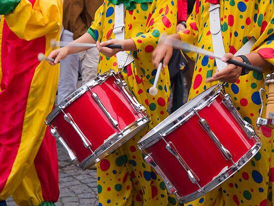 RS Rio drummer - shutterstock_61677049