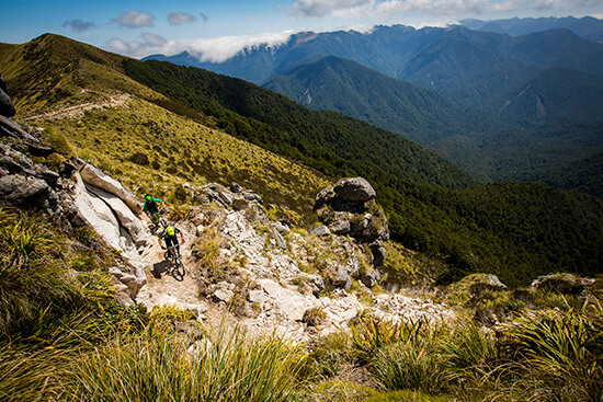 The newly-opened Ghost Road Trail (Image: Tourism New Zealand)