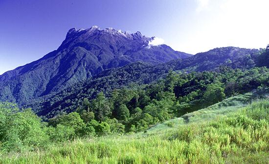 Mount Kinabalu (Image: Sabah Parks Tourism)