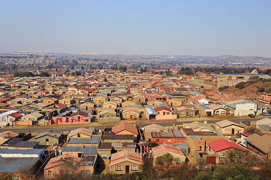 RS Soweto township