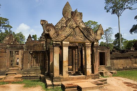RS Banteay Srei - Cambodia