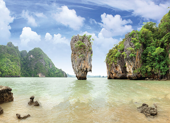James Bond Island, Phang Nga