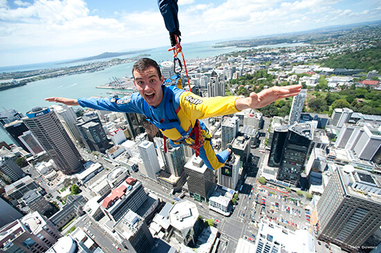 Sky Tower, Auckland (Image: Tourism New Zealand)