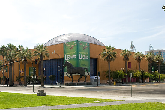 The Tech Museum of Innovation, San Jose