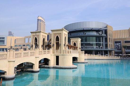 Where NOT to haggle: the Dubai Mall