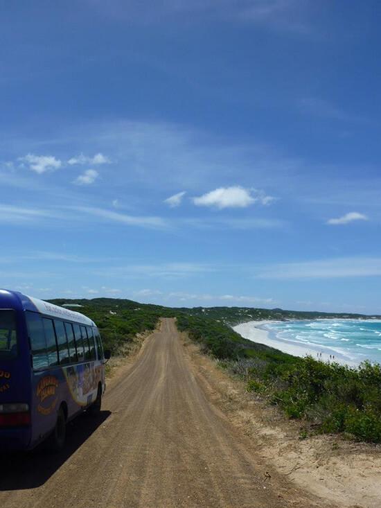 Exploring Kangaroo Island (Image: Vicky Farrell)