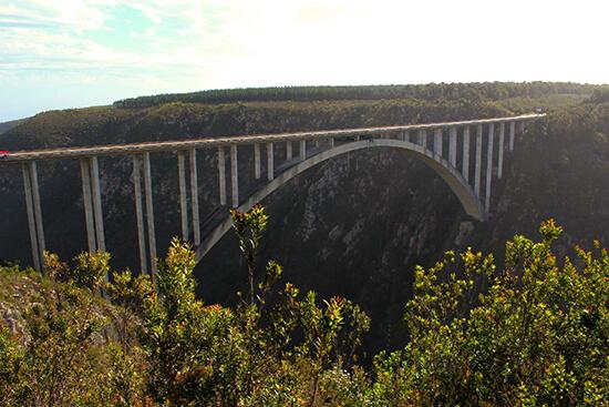 Bloukrans Bridge image: Claus Gurumeta