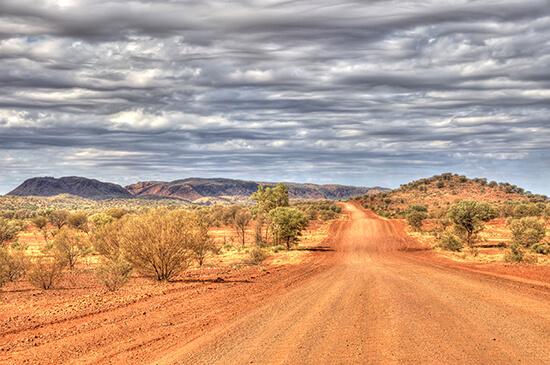Alice Springs Outback, Australia