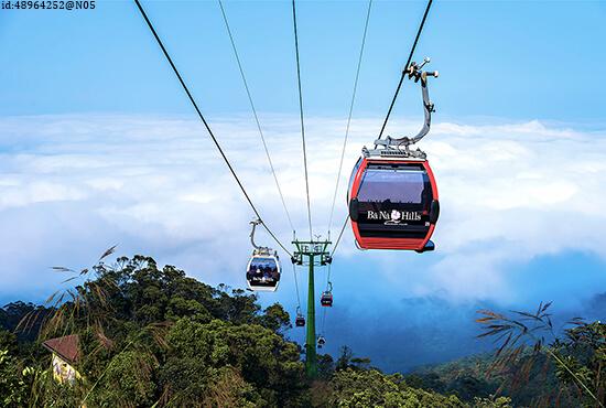 Ba Na Hills (Image: flickr)