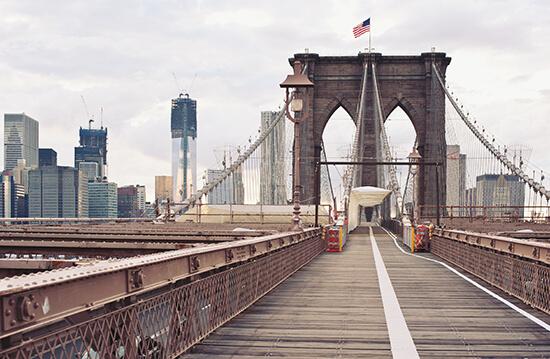 RS Brooklyn Bridge NYC - shutterstock_110784326