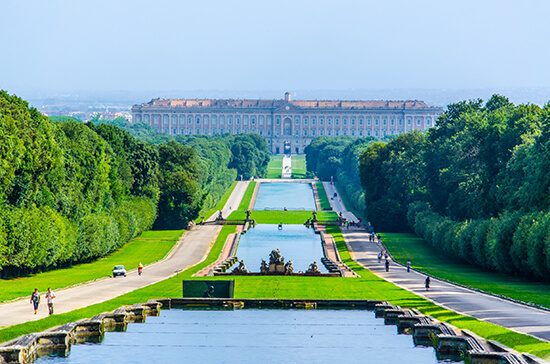 Caserta  Palace, Naples, Italy