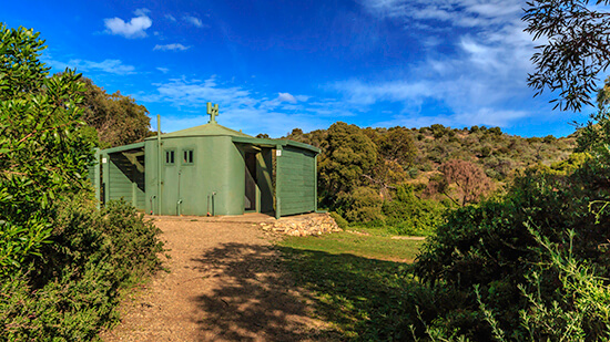 Eco-toilet, Encounter Bay, Australia