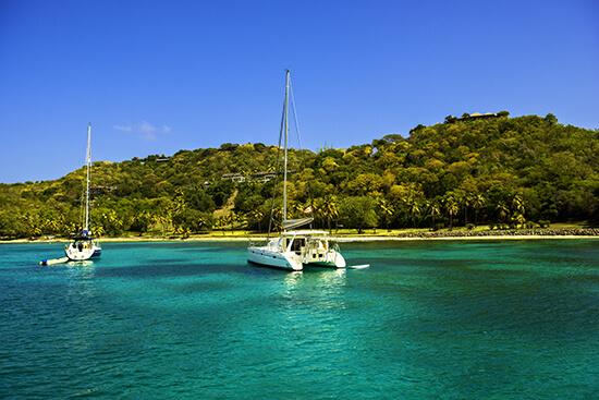 The Grenadines, Caribbean