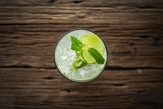 The Mojito (closely related to our Faux-jito)