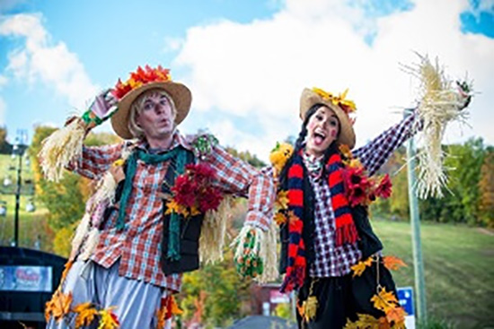 Apple Harvest Festival (image: Blue Mountain Resort)