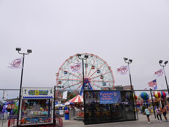 Coney Island (Image: Alexandra Gregg)