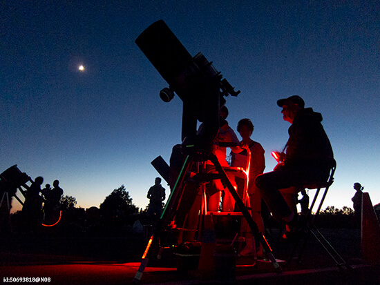 The Grand Canyon Star Party (Image: Flickr)