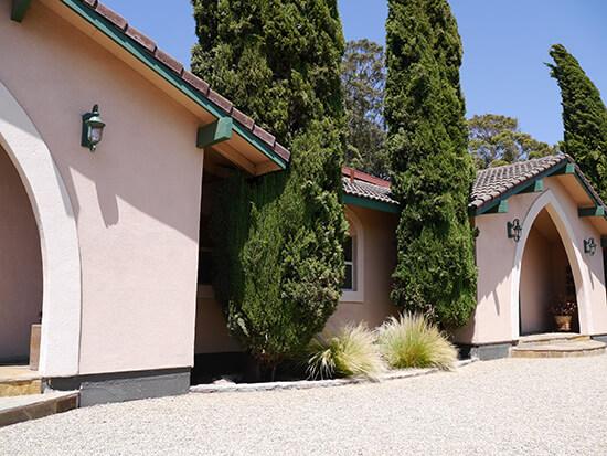 A winery in Napa (image: Alexandra Gregg)