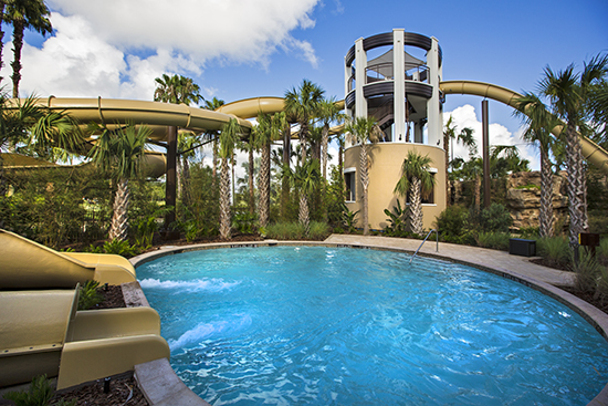 Orlando Slide Tower