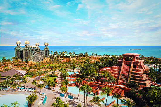 The Reef Atlantis, Aquaventure Waterpark