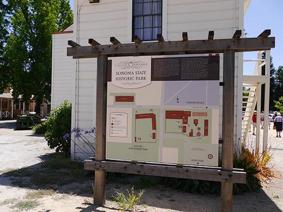 Sonoma State Historic Park (image: Alexandra Gregg)