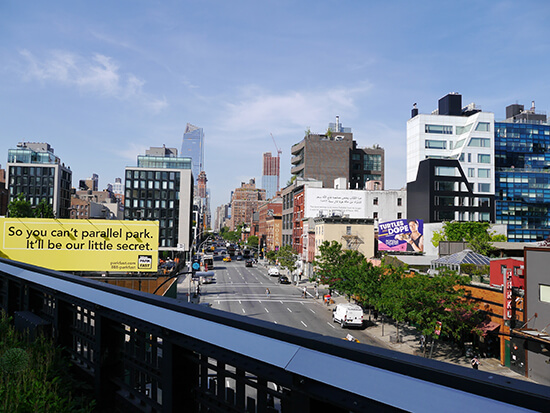 The High Line (Image: Alexandra Gregg)