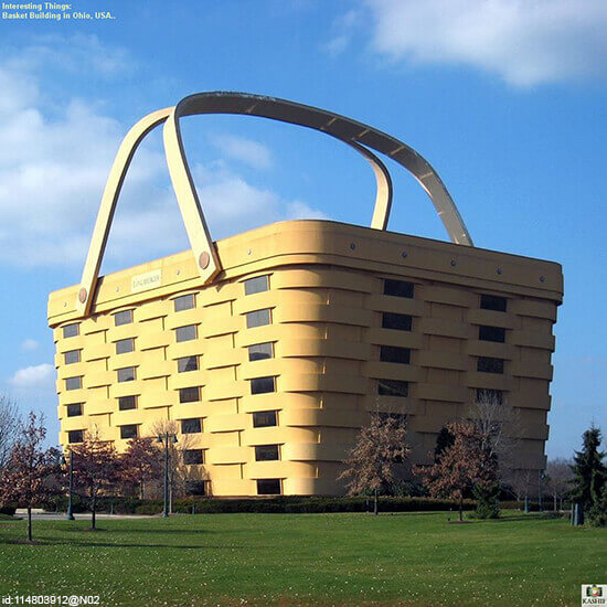 The Basket Building, Ohio