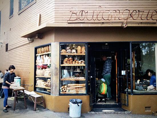 Bourke Street Bakery, Sydney (image: Flickr id:99761031@N00)