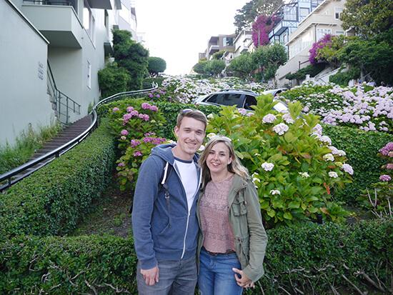Lombard Street (image: Alexandra Gregg)