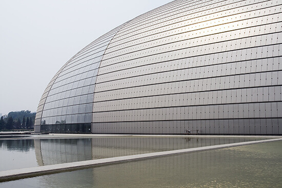 National Centre for the Performing Arts, China