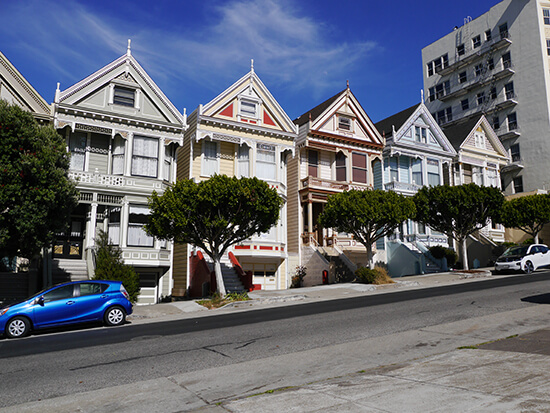 The Painted Ladies (image: Alexandra Gregg)