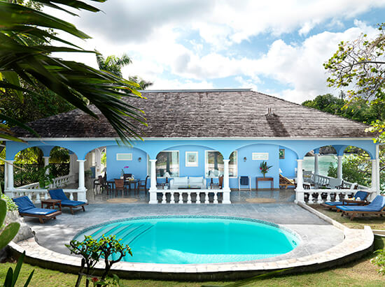 The Jamaica Inn White Suite