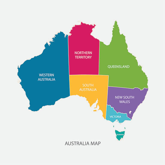 Australia is this big