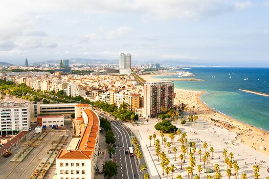 Barca beaches
