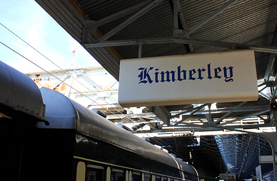 Kimberley sign (image: Dawn Jorgensen)