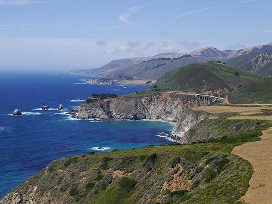 Pacific Coast Highway (image: Alexandra Gregg)