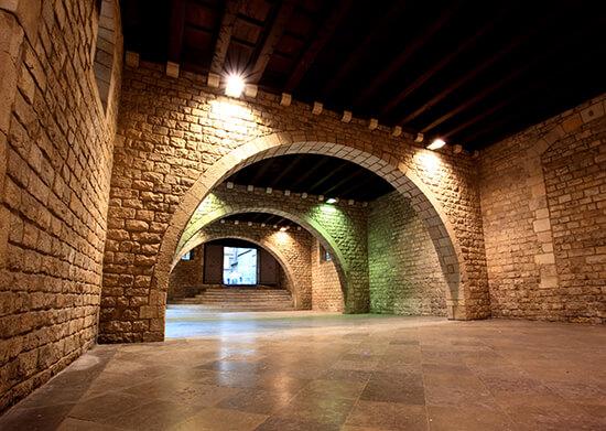 The Picasso Museum interior