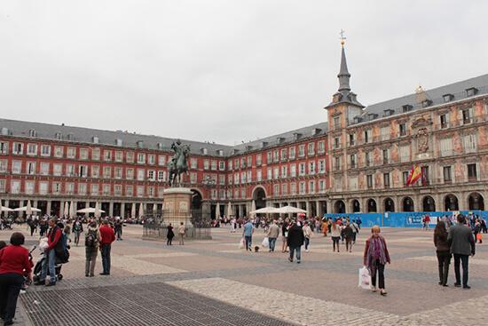 Plaza Mayor (image: Claus Gurumeta)