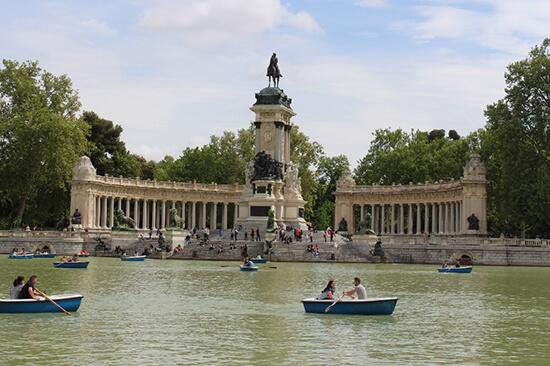 Parque del Buen Retiro (image: Claus Gurumeta)