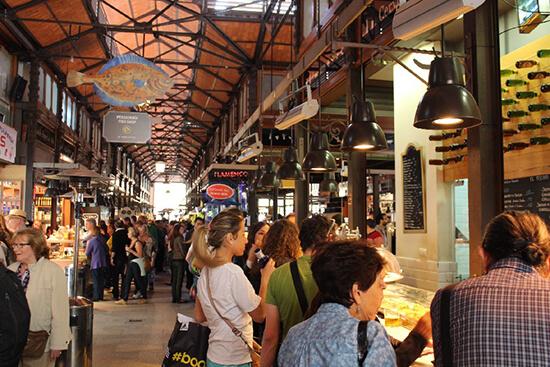 Mercado de San Miguel (image: Claus Gurumeta)