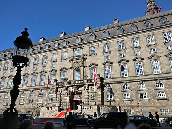 Christiansborg Palace (image: Angela Griffin)