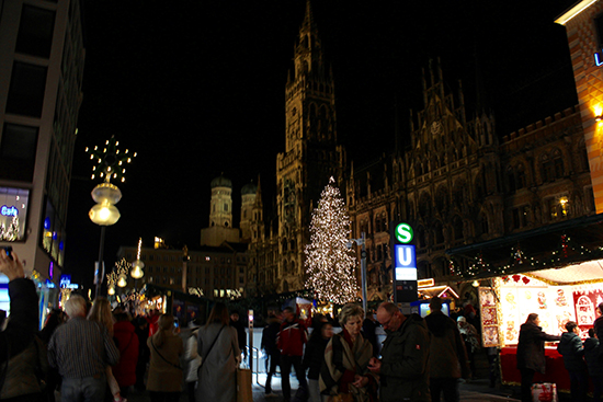 Christmas markets in Munich (image: Helen Winter)
