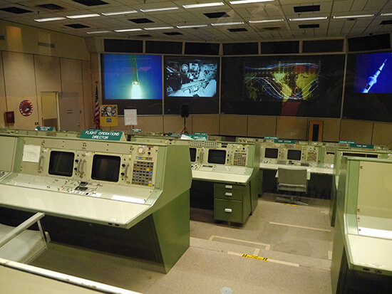 Mission Control, Houston (image: Alexandra Gregg)