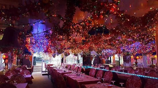 Panna II main restaurant (image: Alexandra Gregg)