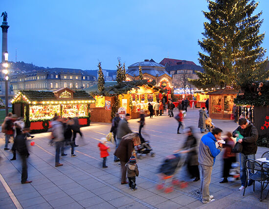 Stuttgart Christmas Market, Germany