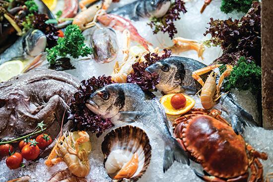 Get fresh seafood in Southwest Australia