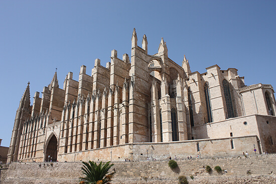 Around Palma, Majorca (image: Emma Brisdion)
