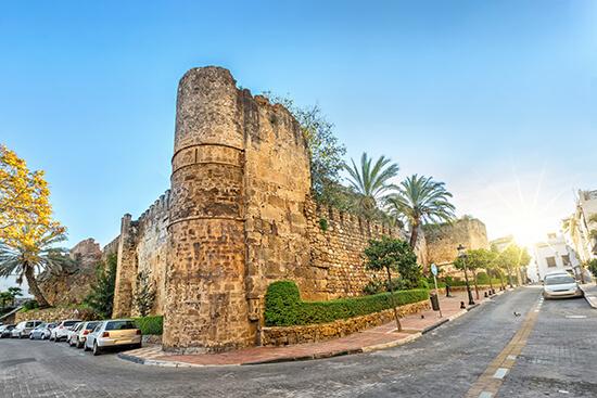 A walk around Marbella