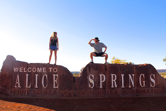 Two Bohemians at Alice Springs (image: Two Bohemians)