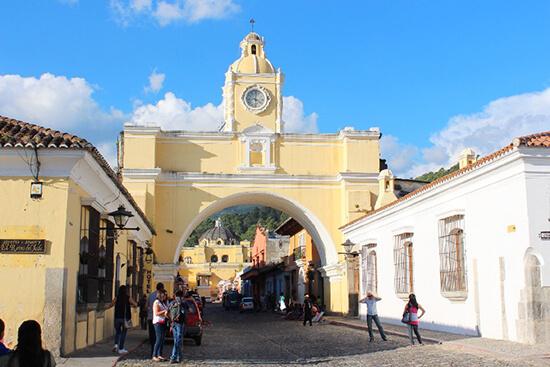 Antigua, Guatemala (image: Claus Gurumeta)